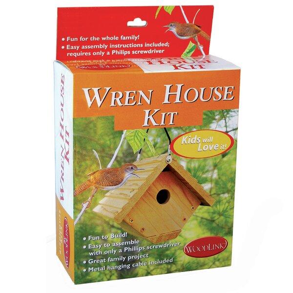 Audubon Wren House Building Kit by Woodlink