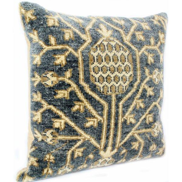 Ridgewood Throw Pillow By Bashian Rugs.