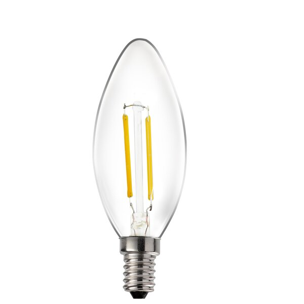 E12/Candelabra LED Light Bulb (Set of 10) by Livex Lighting
