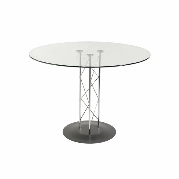 Modern Berlanga Dining Table By Orren Ellis Discount