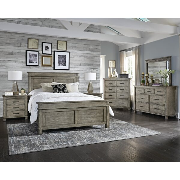 Sayler Platform Configurable Bedroom Set by Gracie Oaks
