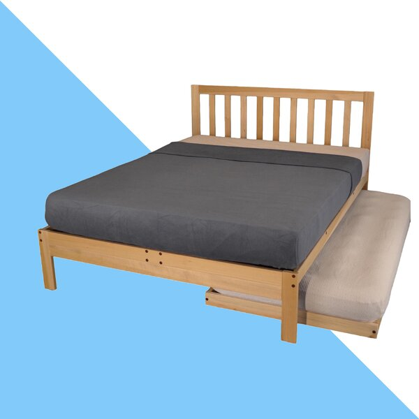 Warner Platform Bed by Hashtag Home
