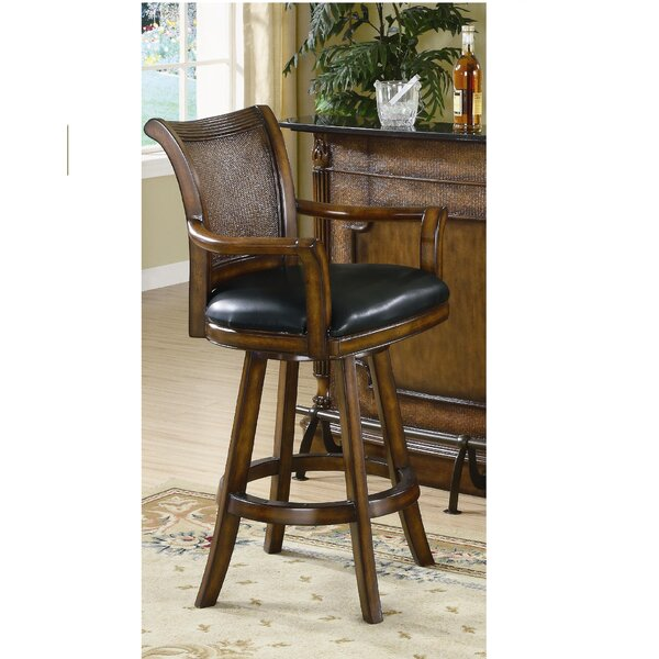 Kornegay 46 Bar Stool by Bayou Breeze