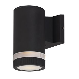Searching for Leilla 1-Light LED Outdoor Sconce By Orren Ellis