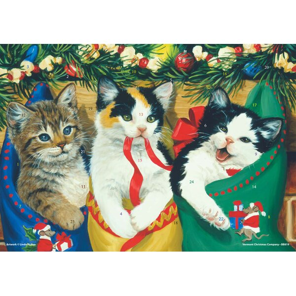 Kitties Advent Calendar by The Holiday Aisle