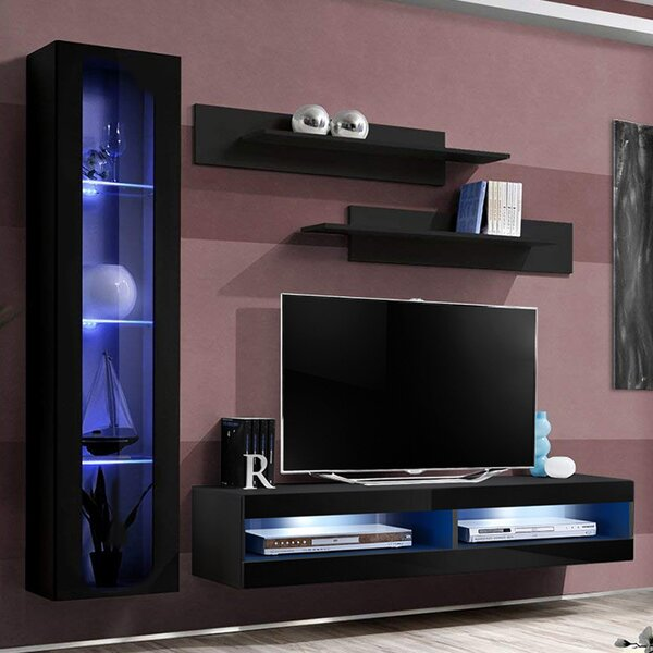 Logue Floating Entertainment Center for TVs up to 70
