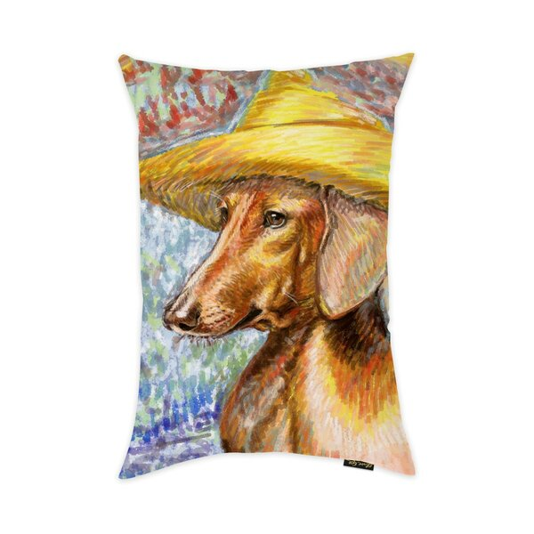 Alsace Throw Pillow by Red Barrel Studio