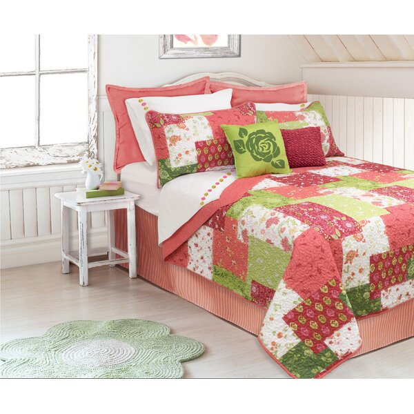 Sylvia 3 Piece Coverlet Set by Andover Mills