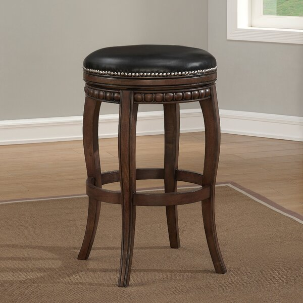 Columbus 30.5 Swivel Bar Stool by Darby Home Co