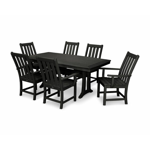 Vineyard 7 Piece Dining Set by POLYWOOD®