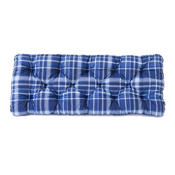 Indoor/Outdoor/Indoor Bench Cushion by August Grove