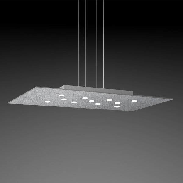 Pop 11 - Light Unique / Statement Rectangle / Square Chandelier by ZANEEN design ZANEEN design