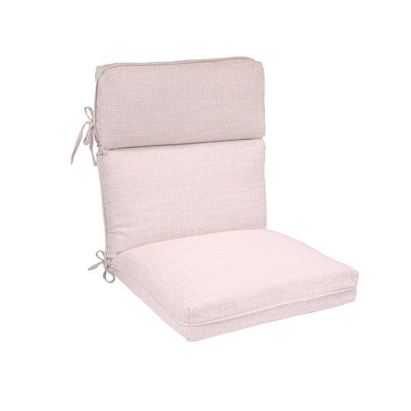 Suntastic O'Kokomo High Back Indoor/Outdoor Seat/Back Cushion