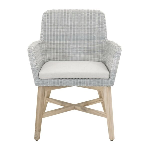 Johns Upholstered Dining Chair (Set Of 2) By Rosecliff Heights