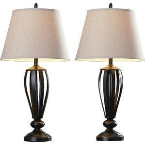 Traditional Table Lamps You Ll Love Wayfair