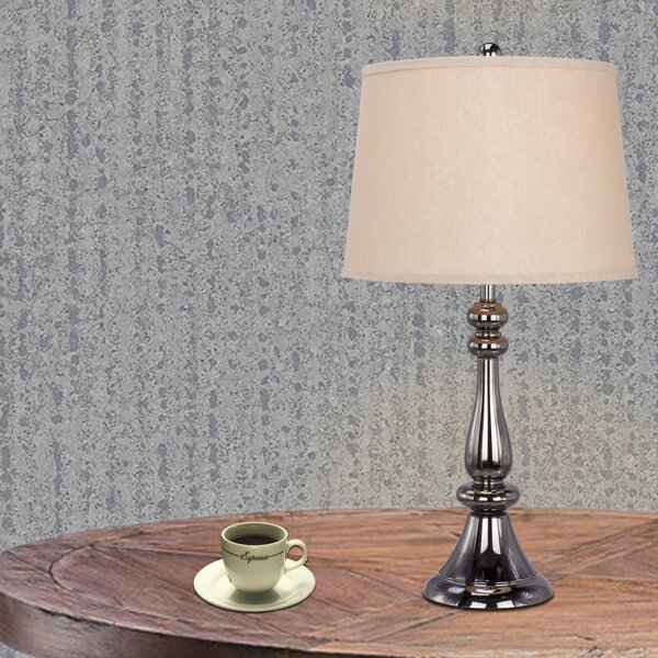 Ralph Metal 27 Table Lamp (Set of 2) by Charlton Home