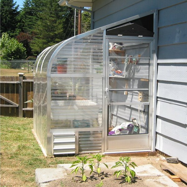 5.16 Ft. W x 7.5 Ft. D Greenhouse by Sunglo Greenhouses