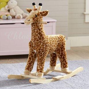Reviews Giraffe Rocker ByBirch Lane Kids™