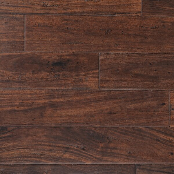Crawford 5 Engineered Acacia Hardwood Flooring in Montelena by Albero Valley