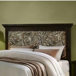 Tabeguache Upholstered Panel Headboard by Loon Peak