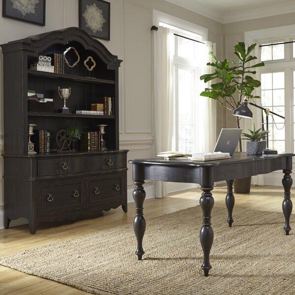 Rojas 3 Piece Desk Office Suite by Birch Lane™