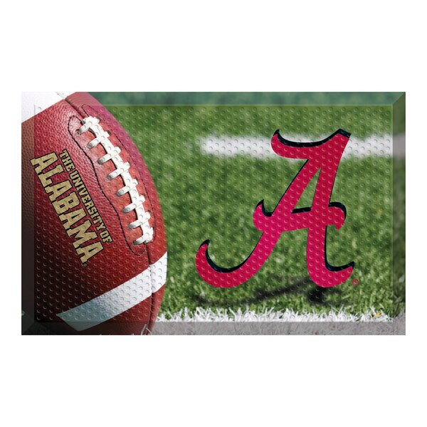 University of Alabama Doormat by FANMATS