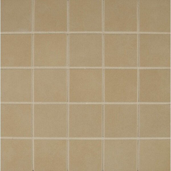 Studio 12 x 12 Porcelain Mosaic Tile in Canvas by Grayson Martin