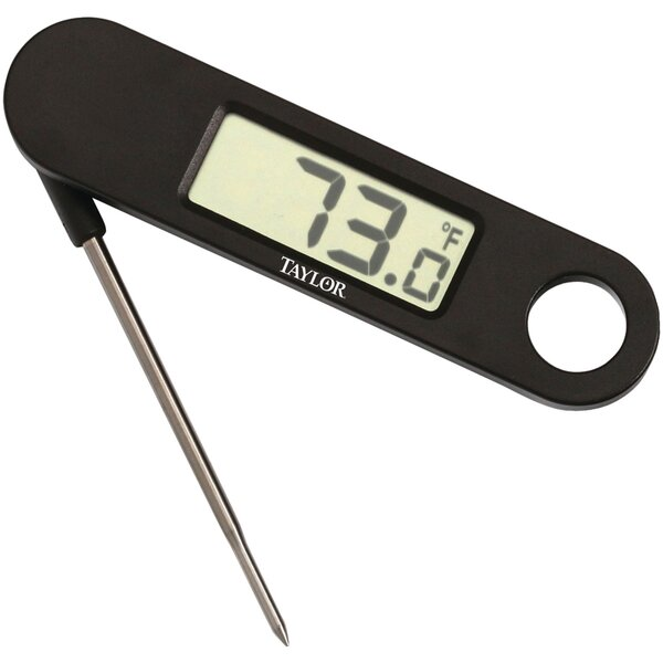 Folding Probe Digital Meat Thermometer by Taylor