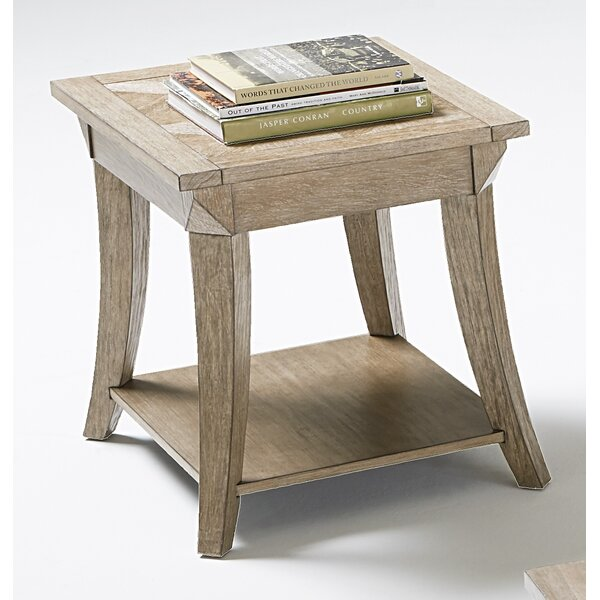 Ellsworth End Table by Gracie Oaks