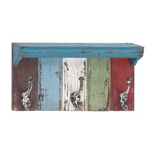 Wood Wall Hooks by Woodland Imports