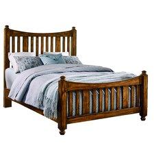 Fairfield King Panel Bed by Loon Peak