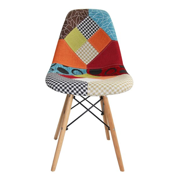 Borup Upholstered Dining Chair by Corrigan Studio