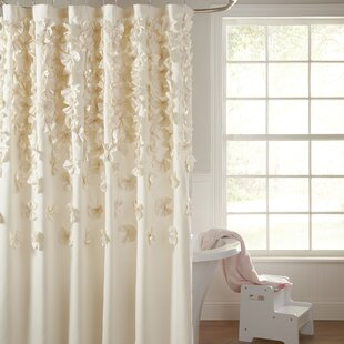 Grommet Top Shower Curtain
