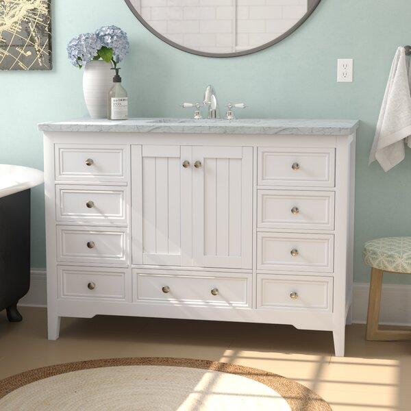 Murchison 48 Single Bathroom Vanity Set by Beachcrest Home