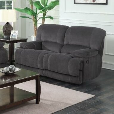 Low Price Emily Reclining Loveseat by Red Barrel Studio by Red Barrel Studio