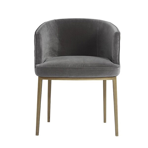 Melson Upholstered Dining Chair By Rosdorf Park