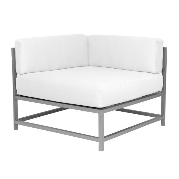 Ashlee Corner Chair with Cushions by Brayden Studio