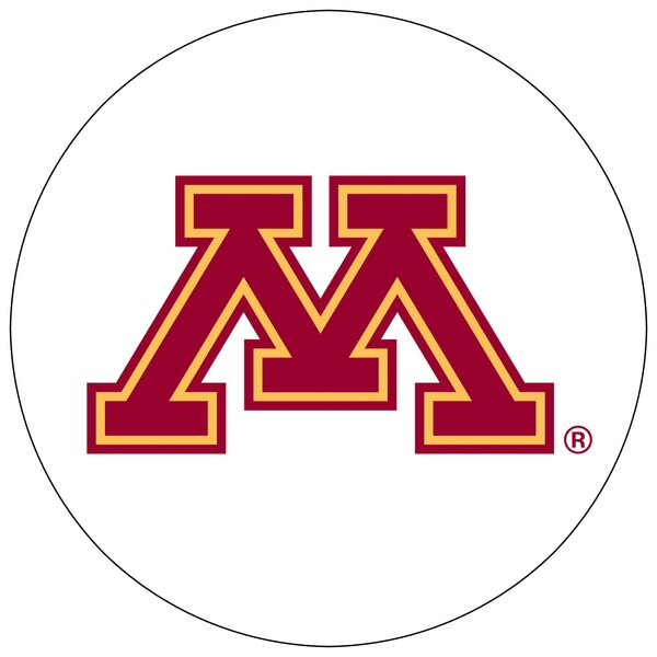 University of Minnesota Collegiate Coaster (Set of 4) by Thirstystone