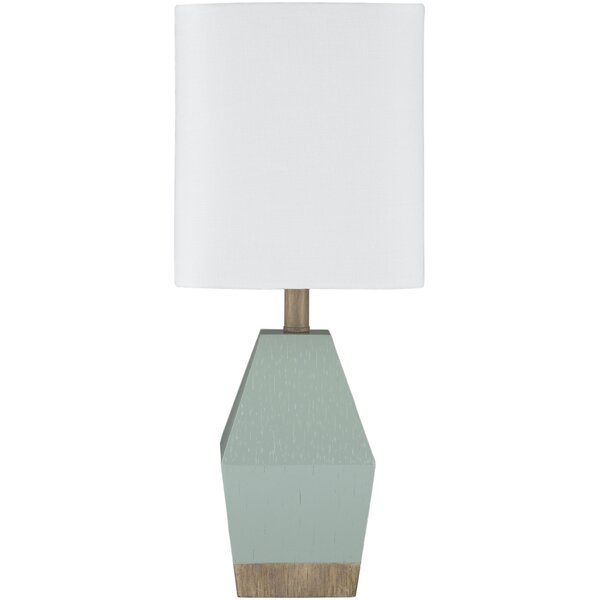 Garden 17.37'' Table Lamp by Wrought Studio