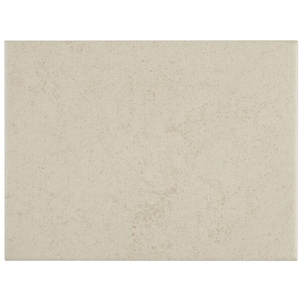 Freeport 9 x 12 Ceramic Field Tile in Beige by Itona Tile
