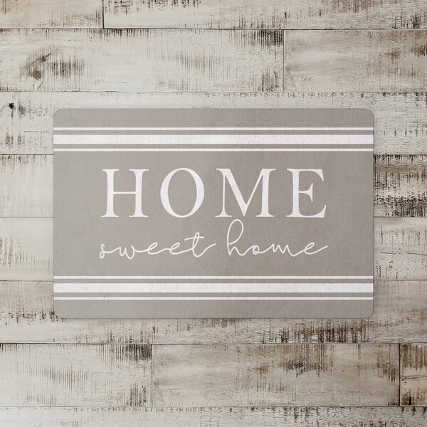 Oliver Home Sweet Home Kitchen Mat