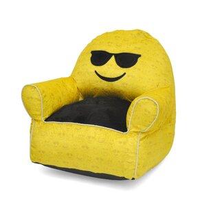 Bean Bag Chair by Zoomie Kids