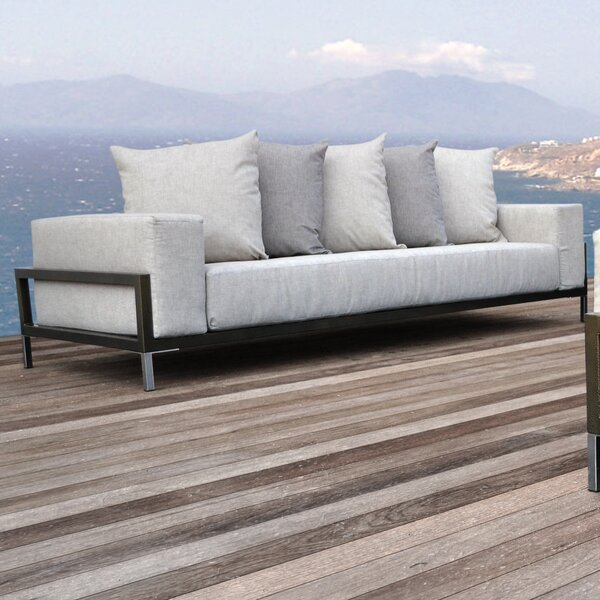 Tilly Deep Seating Sofa with Cushions by Orren Ellis