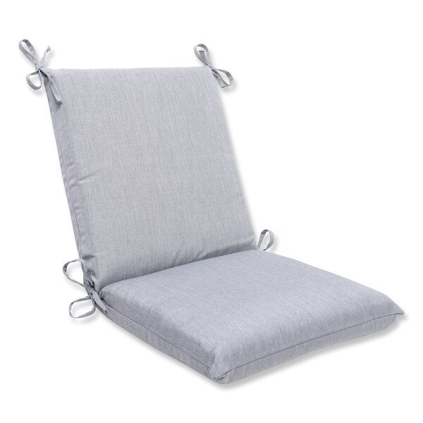 Indoor/Outdoor Sunbrella Lounge Chair Cushion by Pillow Perfect