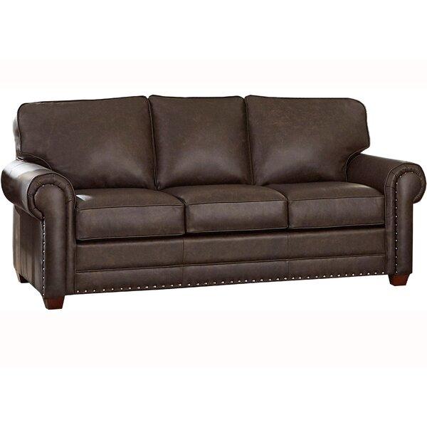 Discount Lexus Leather Sofa