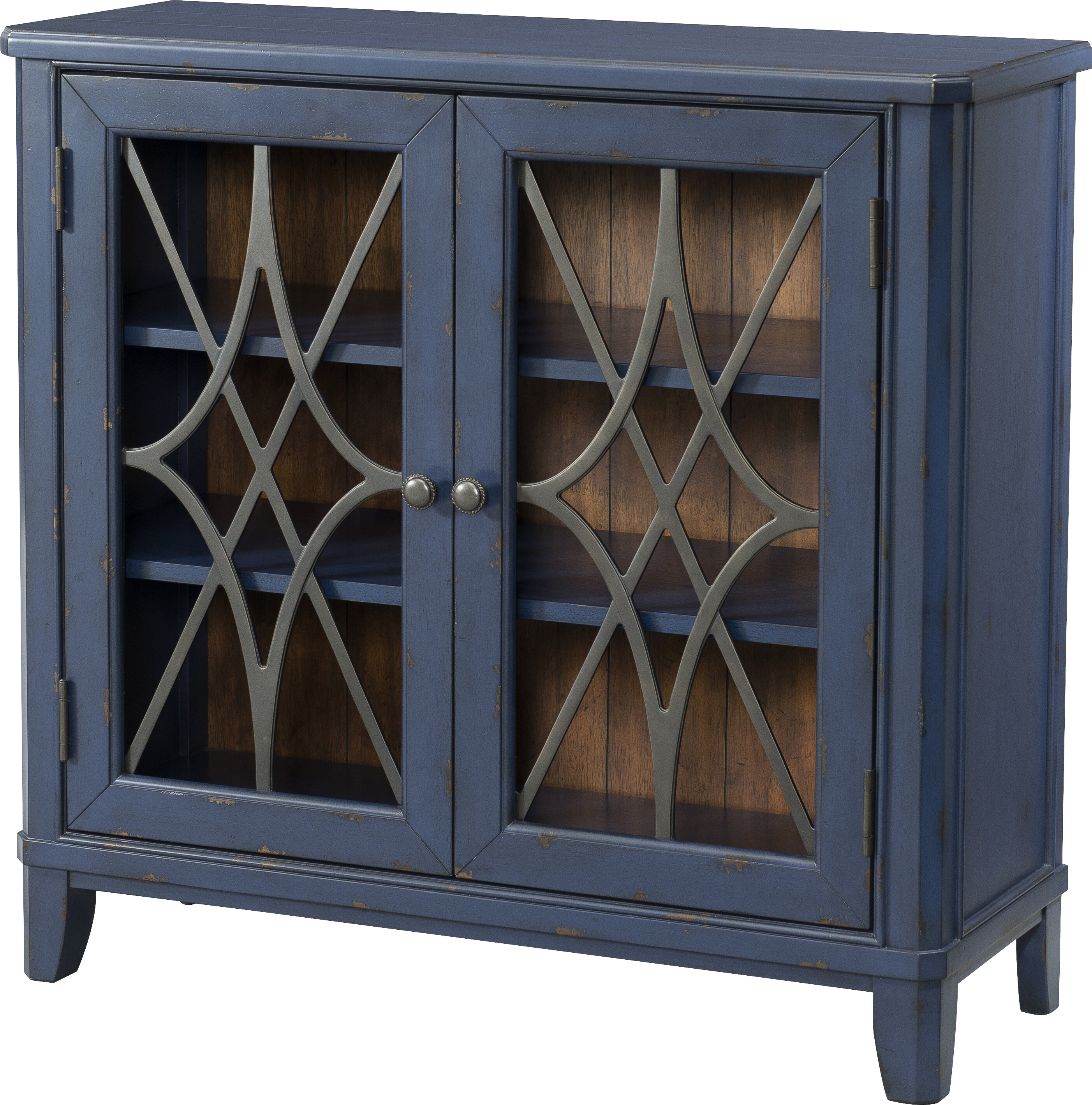 Trisha Yearwood Home Collection Bo 2 Door Accent Cabinet Reviews Wayfair