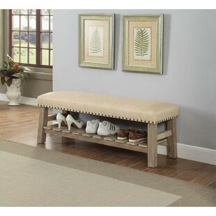 Ally Upholstered Storage Bench