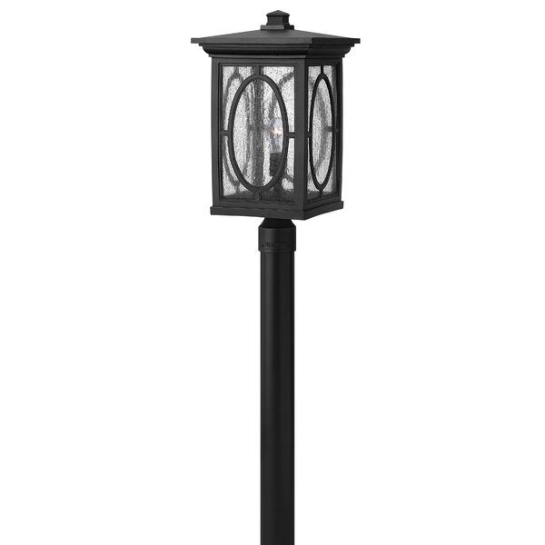 Mikell Outdoor 1-Light Lantern Head by Bloomsbury Market