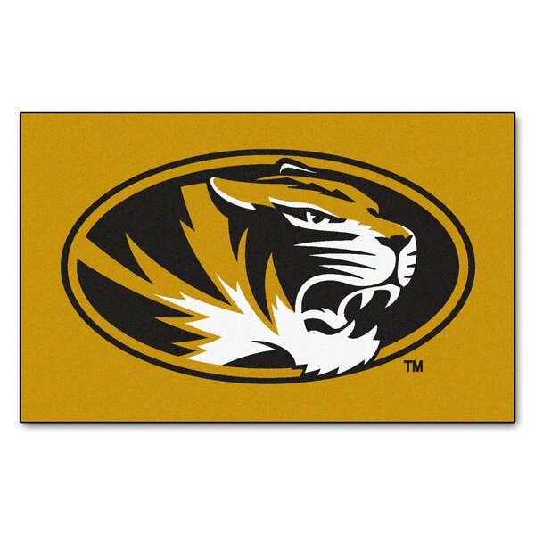 NCAA University of Missouri Ulti-Mat by FANMATS