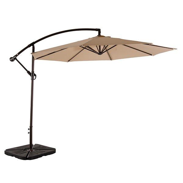 Kizzie 10' Cantilever Umbrella By Freeport Park by Freeport Park Savings